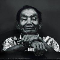 портрет Бурята :: Павел Крутенко