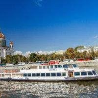 прогулка по реке :: Екатерина Рябцева