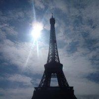 ПАРИЖ, Я ЛЮБЛЮ ТЕБЯ! :: Лариса Корженевская