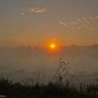 Ранний восход. :: Виктор Евстратов