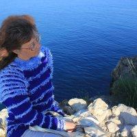 Моря синь :: Натали Акшинцева