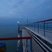 Перед рассветом :: Алёна Вихарева