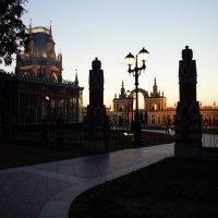 ночь в царицыно 4 :: Кристина Сурхаева