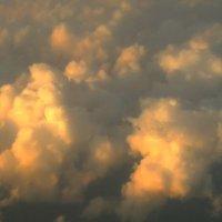 Вид из окна самолета :: Татьяна Х
