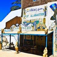 Недалеко от долины мертвых в Египте :: Vadzim Zycharby