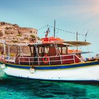 Лодка в море :: Иван Носов