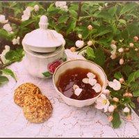 Приходи ко мне на чай) :: Елена Прихожай