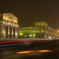 В городе моём туман... :: Margarita Shrayner