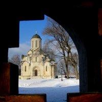 В Спасо-Андрониковом монастыре :: Олег (Лесник) Князев