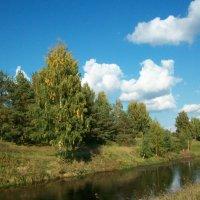 Уж небо осенью  дышало.... :: Виктор Елисеев