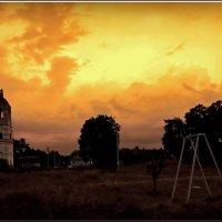 Закат перед грозой! :: Владимир Шошин