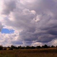 Облака мои обетованные :: Татьяна Ломтева