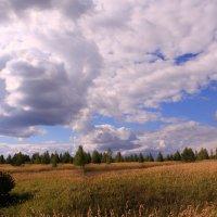 Облака сентября :: Татьяна Ломтева