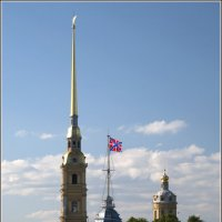 Петропавловский собор *** Peter and Paul Cathedral :: Александр Борисов