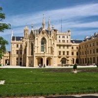Замок в Моравии :: Ольга Маркова