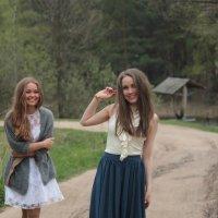 Девочки :: Наталья Дмитриева