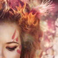 Сгорая в пламени своем... :: Мария Дергунова