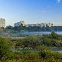 Вид на жилой массив.. :: Юрий Стародубцев