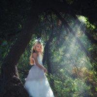принцесса Сашенька... :: Kristi Foto