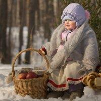 Русская зима :: Сергей Тонких