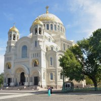 Морской собор с Якорной площади :: Viktor Pjankov