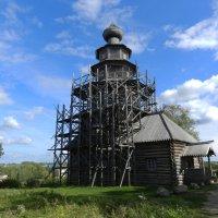 Деревянная церковь Вознесения. :: Наталья Левина