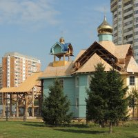 Церковь Жен-Мироносиц. :: Александр Качалин