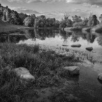 На реке Руза :: Николай Галкин