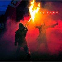 Битва на огненных мечах :: Андрей Куприянов