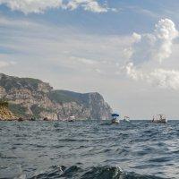 Черное море. Сентябрь :: Игорь Кузьмин