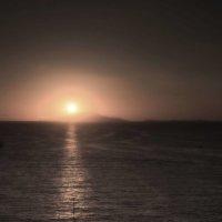 Закат над о.Капри :: Александр Беляков