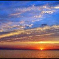 Закат на море :: Павел Пироговский
