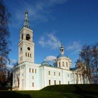 Собор Спаса Нерукотворного Образа  в Спасо-Влахернском монастыре :: Galina Leskova