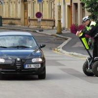 Работа полицейского :: Евгений Кривошеев