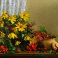Осенний блюз... :: Валентина Колова