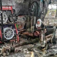 Бали.Фото из авто. :: Александр