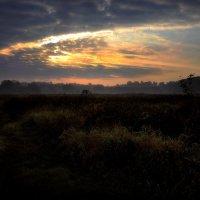 Сентябрьский рассвет...2 :: Андрей Войцехов