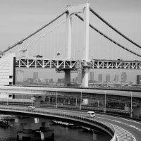 Rainbow Bridge (Радужный мост). Токио :: Олег Неугодников