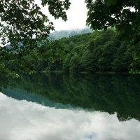 Черное озеро :: Денис Бушуев