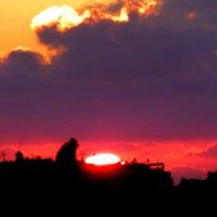 Плывёт закат над Маалотом :: Марк