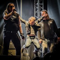 Молодость и хеви-метал :: Elena Agaeva