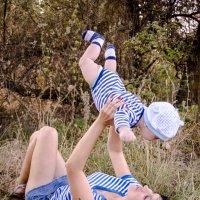 маленькая семья :: Yulia Redcko