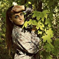 В лесу :: Виктория Дмитриевна