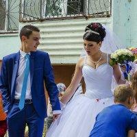 Тили тили тесто-жених и невеста :: АЛЛА Смирнова