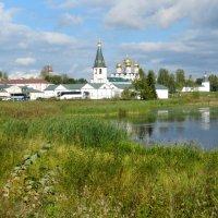 Иверский монастырь :: Наталья Левина