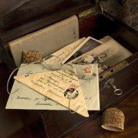 Старые письма. :: Александр Смирнов