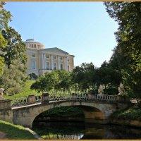 Вид на Большой Павловский дворец..... :: Tatiana Markova