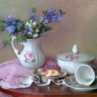 Кофе с цикорием. :: lady-viola2014 -