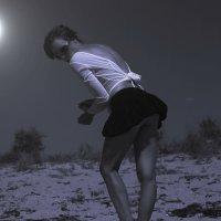 Танцы при луне...) :: Елена
