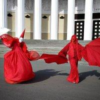 Красное на белом) :: Ирина Князева